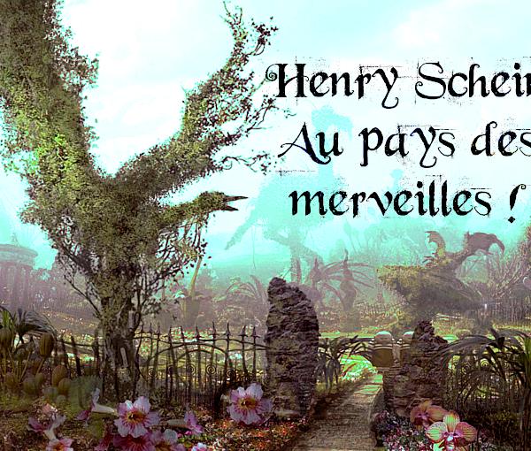 Henry Schein – Au pays des merveilles !