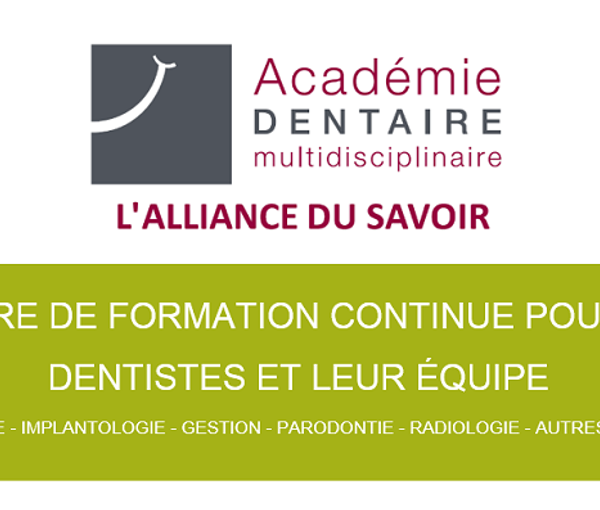 Modifications et ajouts calendrier des formations 2017